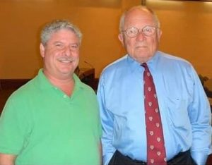Attorney Kessler with F Lee Bailey